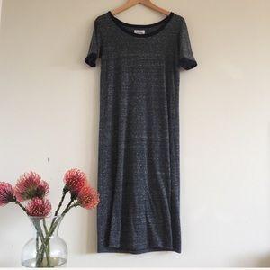 Comfort T-shirt Maxi Dress